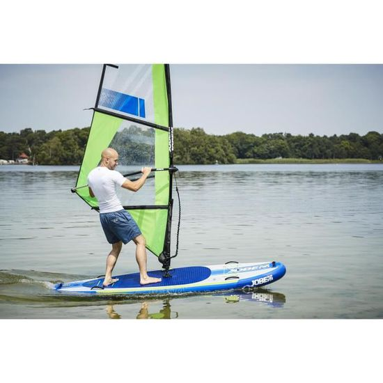 Jobe Pack Stand Up Paddle Gonflable Aero Venta 9 6 Voile Aero Venta 3 5 M2 Prix Pas Cher Cdiscount