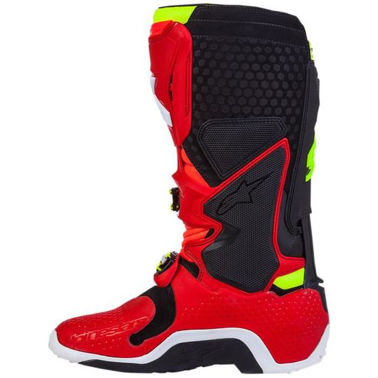Edition Torch Alpinestars Bottes Motocross 10 Tech Limited dCeQorBxW