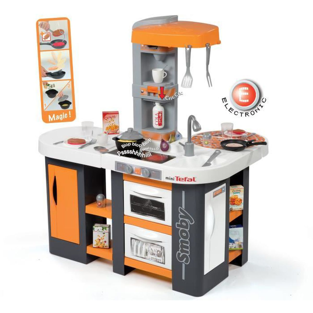 tefal cuisine studio xl achat vente dinette cuisine cdiscount. Black Bedroom Furniture Sets. Home Design Ideas