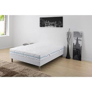 matelas mousse 140 x 190 cm achat vente matelas mousse 140 x 190 cm pas cher cdiscount. Black Bedroom Furniture Sets. Home Design Ideas