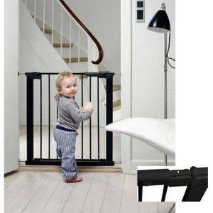 BARRIÈRE DE SÉCURITÉ  BABY DAN Barrière de sécurité Indicator Gris