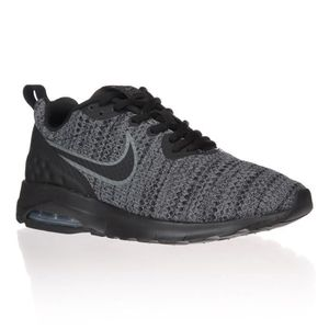 BASKET NIKE Baskets Air Max Motion - Homme - Noir