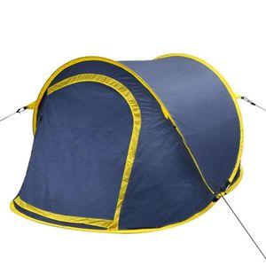 TENTE DE CAMPING Anself Tente de camping pour 2 personnes 12Lt