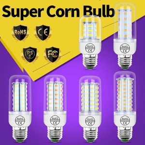 AMPOULE - LED Version Warm Blanc - E27 72leds 25W - Two Years Wa