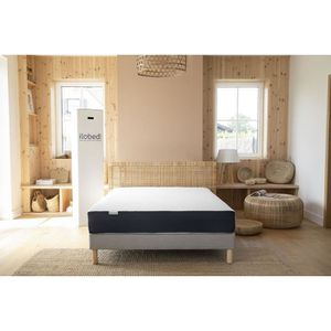 MATELAS Matelas Ilobed Universel Made in France 90x200 Mou