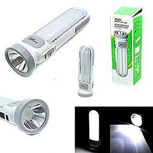 LAMPE DE POCHE Lampe torche de poche et à tubes LED rechargeable