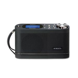 Radio réveil Roberts Radio Stream 104 Radio-Radio-réveil MP3