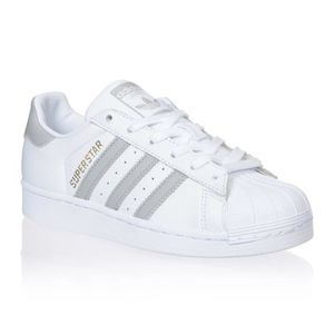 san francisco 2d2ee 4d456 BASKET ADIDAS ORIGINALS Baskets Superstar - Femme - Blanc