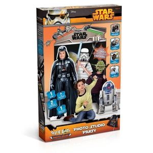 DÉGUISEMENT - PANOPLIE CANAL TOYS Selfie Booth Studio Photo - Star Wars