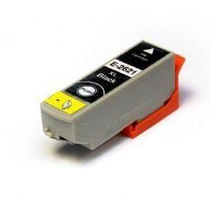 CARTOUCHE IMPRIMANTE Cartuccia Compatibile Epson T2621 XL 26XL nero Exp