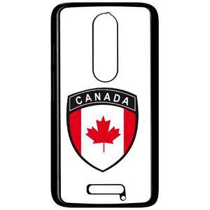 SMARTPHONE Coque pour smartphone - Plastique - Noir Motorola