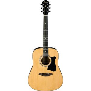 GUITARE IBANEZ V50NJP-NT Guitare Folk Jam Pack Acoustique
