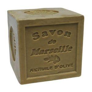 SAVON - SYNDETS Véritable Savon de Marseille cube 72% Olive - 300g