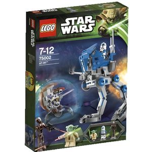 ASSEMBLAGE CONSTRUCTION Lego AT-RT™  75002