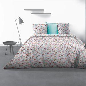 Liberty AC-D/éco Parure de lit en Coton 240 x 220 cm