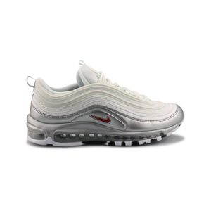 big sale a4a90 edfff BASKET Basket Nike Air Max 97 Qs Blanc At5458-100