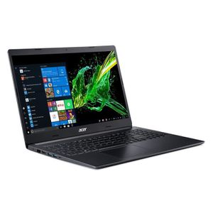 "Vente PC Portable ACER PC Portable Aspire 5 A515-54G - 15,6"" FHD - Core i5-8265U - RAM 8Go - Stockage 1To HDD + 256Go SSD - GeForce MX250 2Go - Win 10 pas cher"