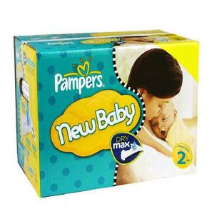 COUCHE 217 Couches Pampers New Baby Premium Protection ta