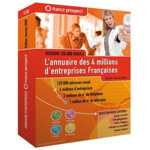 BUREAUTIQUE France Prospect Email V120