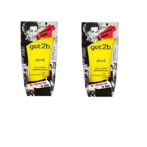 CIRE - GEL COIFFANT Schwarzkopf Got2b Glued Styling Spiking Glue 150ml