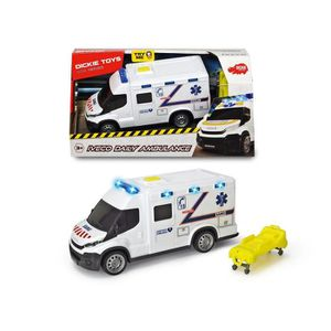 VOITURE - CAMION DICKIE TOYS Iveco Ambulance