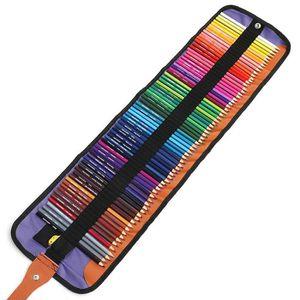 CRAYON DE COULEUR TEMPSA Kit de 72Pcs Crayons de dessin non-toxique