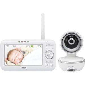 ÉCOUTE BÉBÉ VTECH - Babyphone Vidéo Vision XXL BM4550