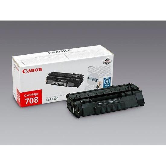Canon Pack de 1 cartouche de toner 708 Noir faible capacité