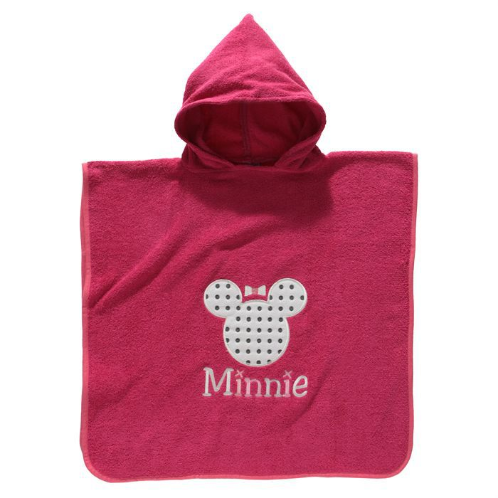 minnie poncho de bain fille achat vente sortie de bain minnie poncho de bain fille cdiscount. Black Bedroom Furniture Sets. Home Design Ideas