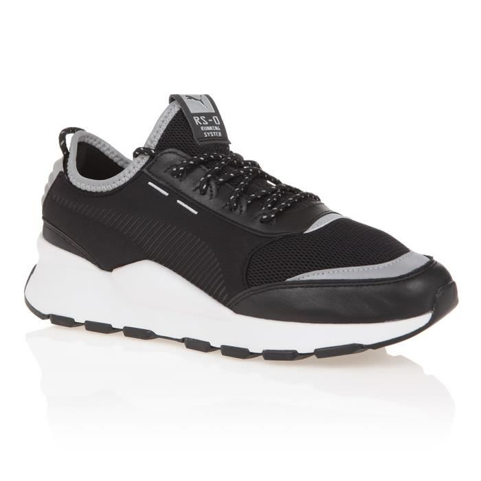 BASKET PUMA Baskets RS-0 Optic Pop - Homme - Noir