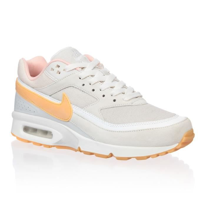best sale genuine shoes great look NIKE Baskets Air Max Classic BW Chaussures Homme Beige - Achat ...