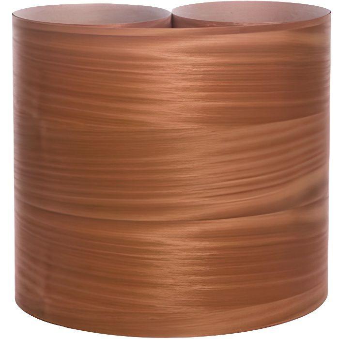 Placage à coller ACAJOU PLACNOR 0.50 M X 2.50 ML FR