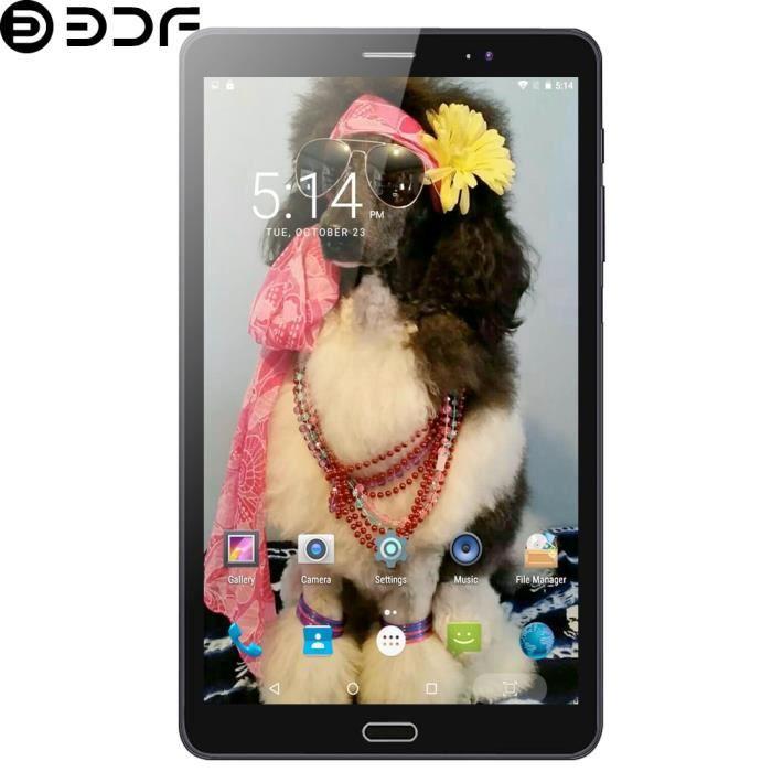 BDF 7 pouces Tablette PC d'origine Android 4.4 Google Tablette PC Tablet PC A33 Bluetooth Bluetooth WiFi Flash