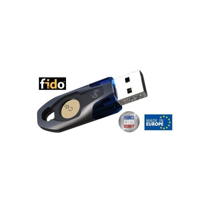 Clé USB de sécurité Winkeo FIDO U2F
