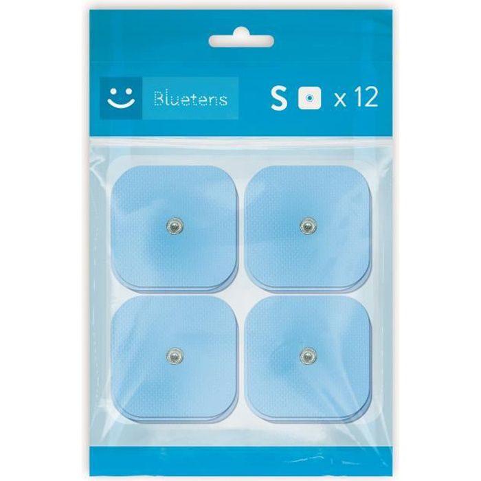 BLUETENS Lot de 12 Électrodes - Petit format