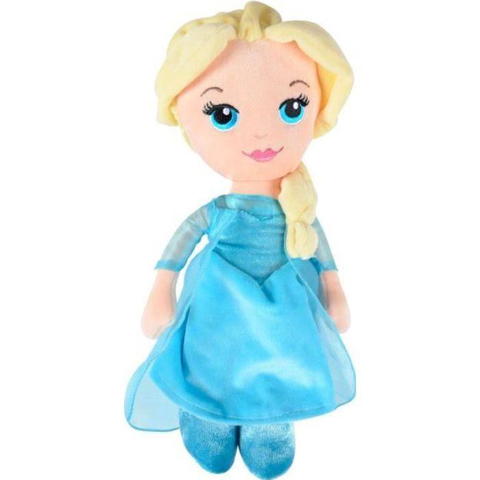 Poupée Elsa La Reine des neiges