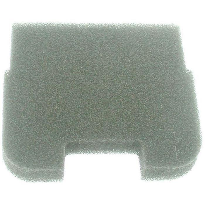 Filtre à air adaptable ZENOAH pour modèles 140, 1503, G4KD et BC2600 - L: 55mm, l: 61mm, H: 9mm