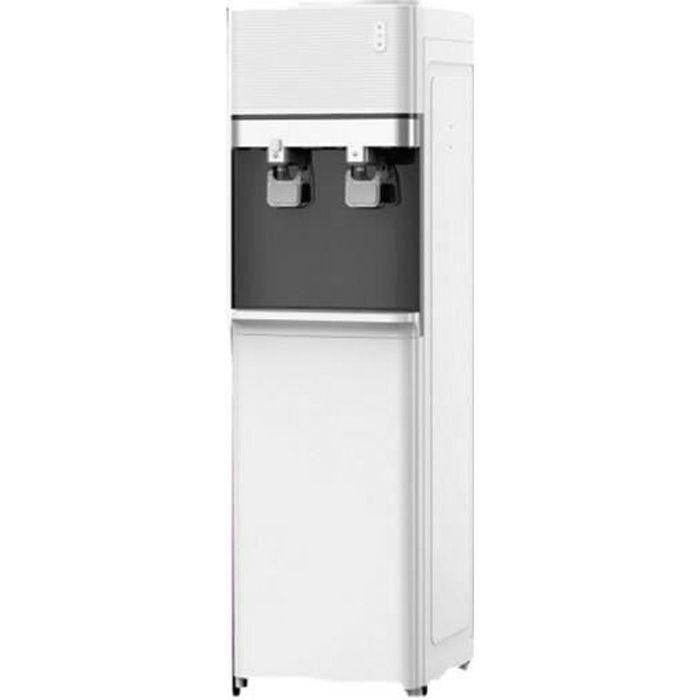 Distributeur d'eau au sol-Finlux FWD-1955 Aqua-Refroidissement électronique-Blanc