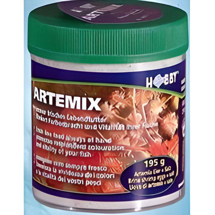 Artemix-Oeufs D'artémias + Sel-
