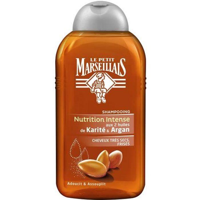 LE PETIT MARSEILLAIS Shampoing Karité 250ml