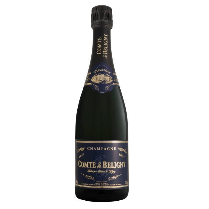 Champagne Comte de Beligny Brut - 75 cl