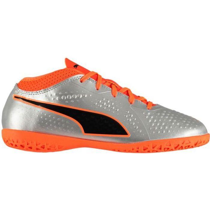 Puma One 4 Chaussures De Football En Salle Futsal Enfant
