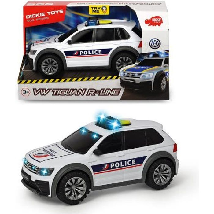 DICKIE TOYS Volkswagen Tiguan Police