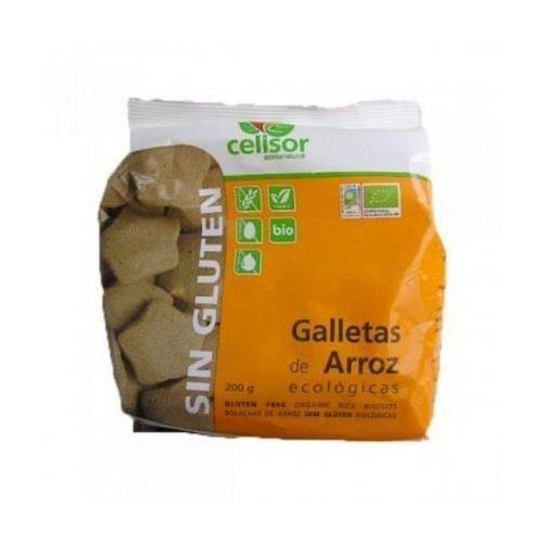 Biscuits de riz sans gluten Eco Rice 200 gr