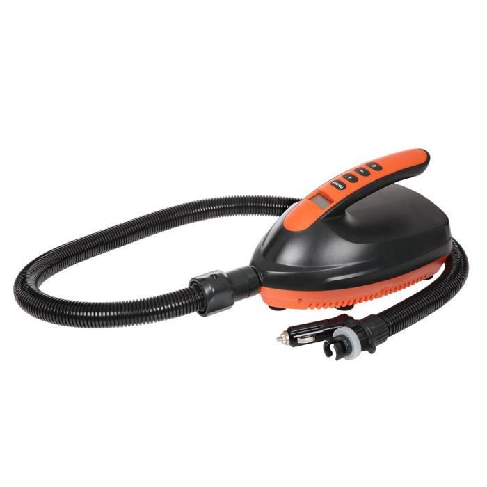 ROHE Pompe électrique 0-16 PSI - 12V - Stand up Paddle Gonflable