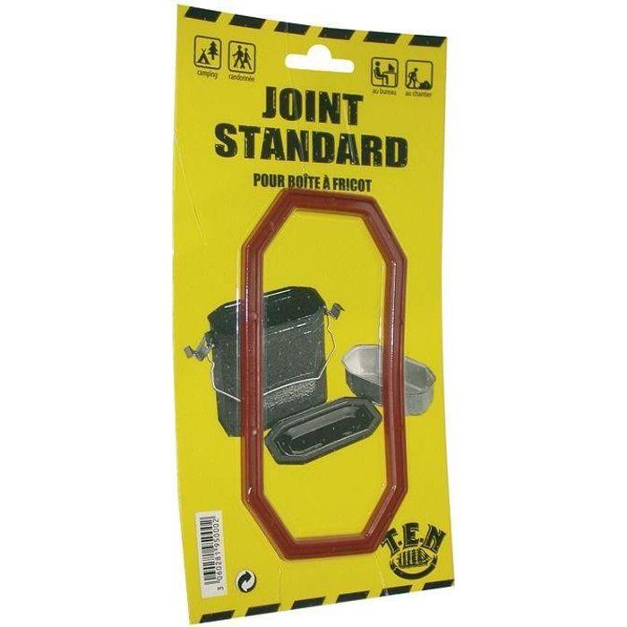 Joint standard pour boîte à fricot