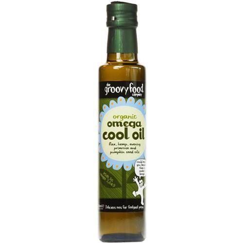 Groovy alimentaire Groovy alimentaire huile fraîche 250ml