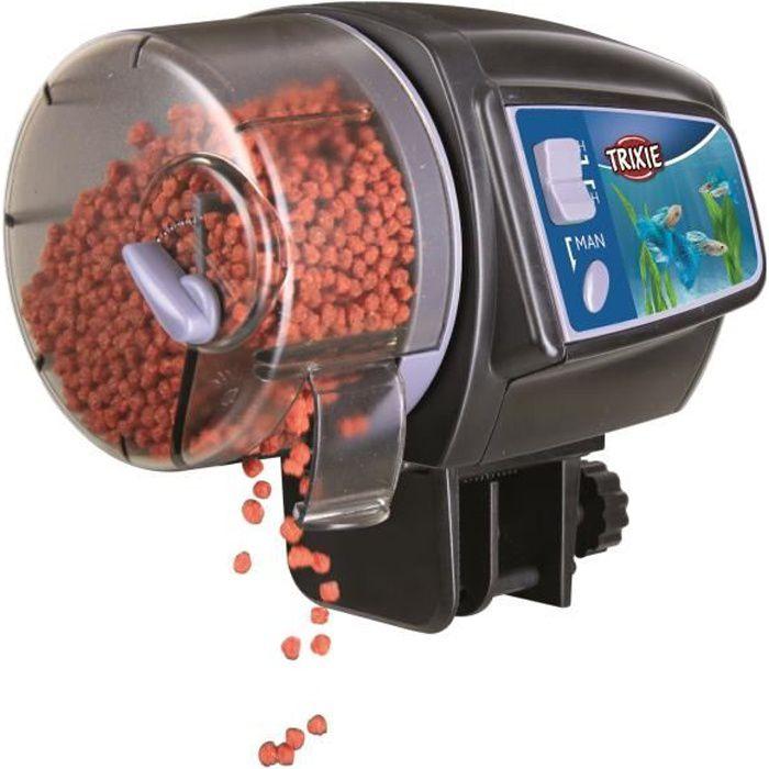 TRIXIE Distributeur automatique de nourriture - Pour poisson