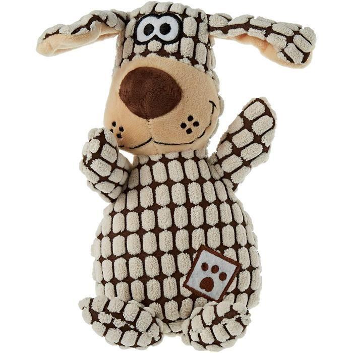 – jouet en peluche et tissu pour chien