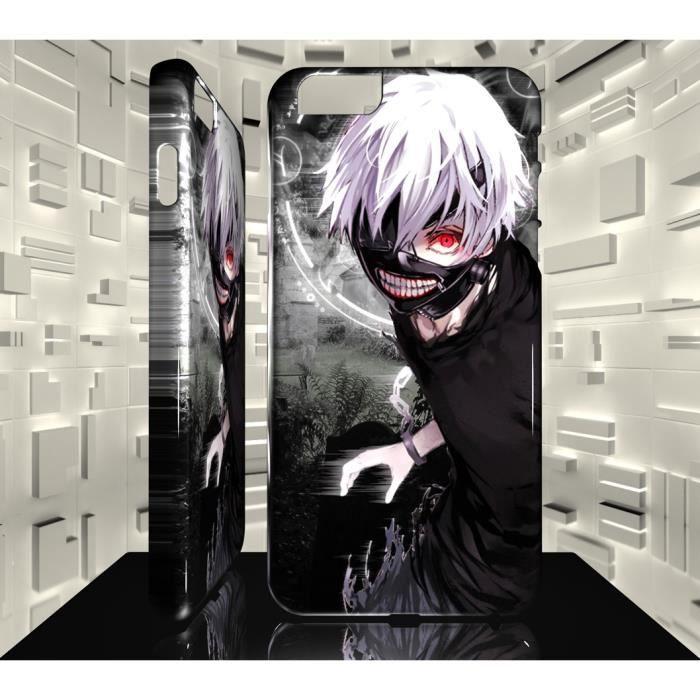 Coque Iphone 7 PLUS MAF Tokyo Ghoul Kaneki Ken 04